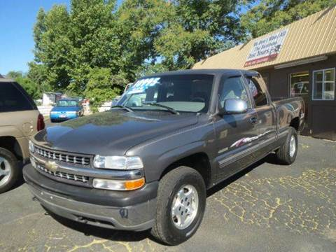 2000 Chevrolet Silverado 1500 for sale at Pioneer Motors in Twin Falls ID