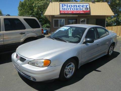 2005 Pontiac Grand Am for sale at Pioneer Motors in Twin Falls ID