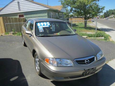 2001 Mazda 626 for sale at Pioneer Motors in Twin Falls ID