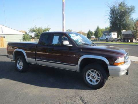 2004 Dodge Dakota for sale at Pioneer Motors in Twin Falls ID