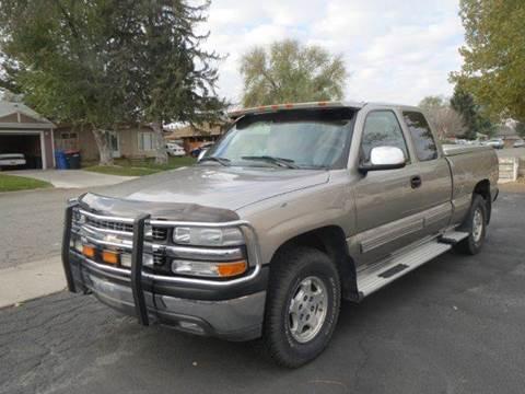 1999 Chevrolet Silverado 1500 for sale at Pioneer Motors in Twin Falls ID