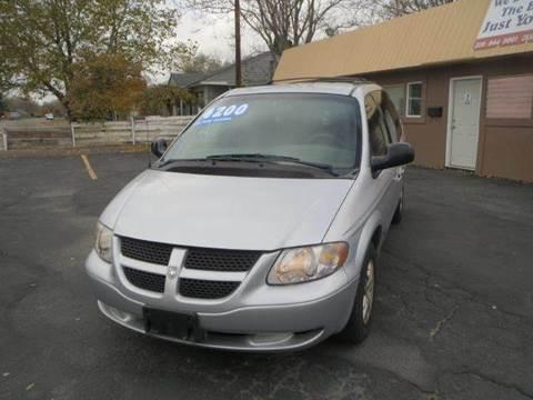 2002 Dodge Grand Caravan for sale at Pioneer Motors in Twin Falls ID