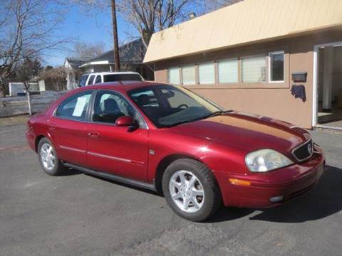 2002 Mercury Sable for sale at Pioneer Motors in Twin Falls ID