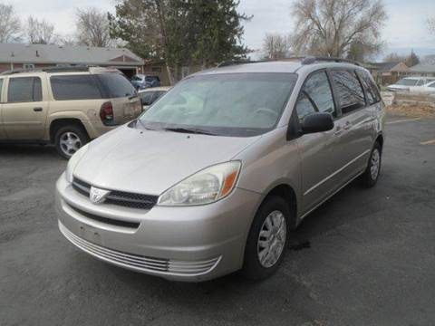 2004 Toyota Sienna for sale at Pioneer Motors in Twin Falls ID
