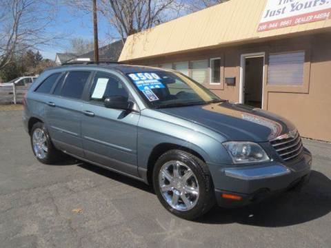2005 Chrysler Pacifica for sale at Pioneer Motors in Twin Falls ID