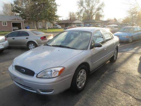 2006 Ford Taurus for sale at Pioneer Motors in Twin Falls ID