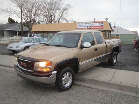 1999 GMC Sierra 1500 for sale at Pioneer Motors in Twin Falls ID