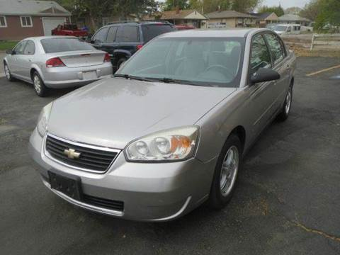 2008 Chevrolet Malibu Classic for sale at Pioneer Motors in Twin Falls ID