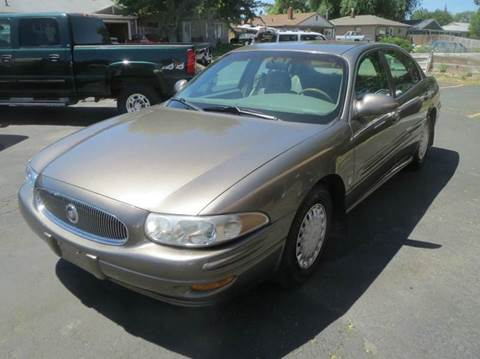 2003 Buick LeSabre for sale at Pioneer Motors in Twin Falls ID