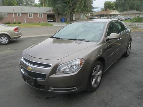 2012 Chevrolet Malibu for sale at Pioneer Motors in Twin Falls ID