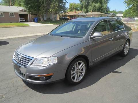 2008 Volkswagen Passat for sale at Pioneer Motors in Twin Falls ID