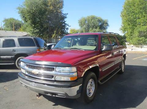 2004 Chevrolet Suburban for sale at Pioneer Motors in Twin Falls ID