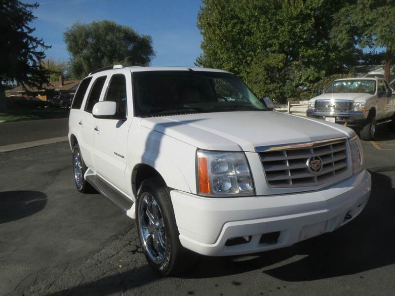 2002 Cadillac Escalade for sale at Pioneer Motors in Twin Falls ID