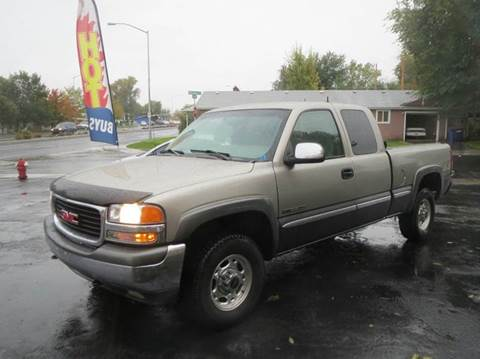1999 GMC Sierra 2500 for sale at Pioneer Motors in Twin Falls ID