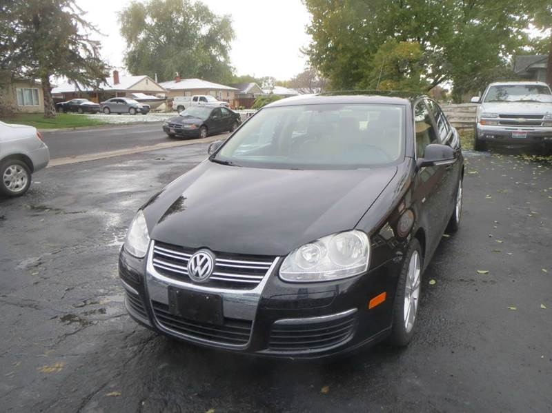 2007 Volkswagen Jetta for sale at Pioneer Motors in Twin Falls ID