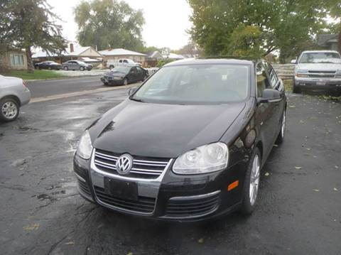 2007 Volkswagen Jetta for sale at Pioneer Motors in Twin Falls ID