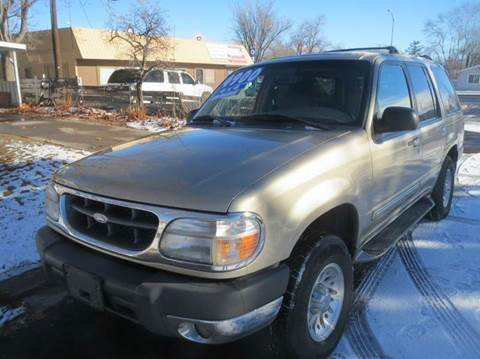 1999 Ford Explorer for sale at Pioneer Motors in Twin Falls ID