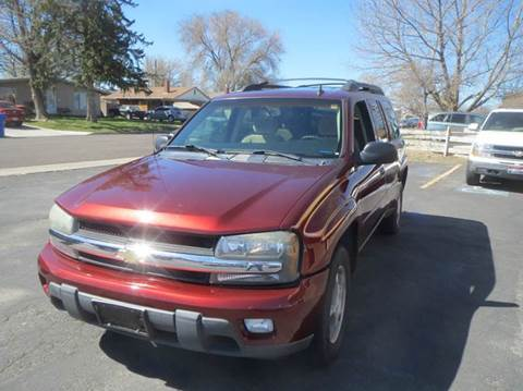 2006 Chevrolet TrailBlazer EXT for sale at Pioneer Motors in Twin Falls ID