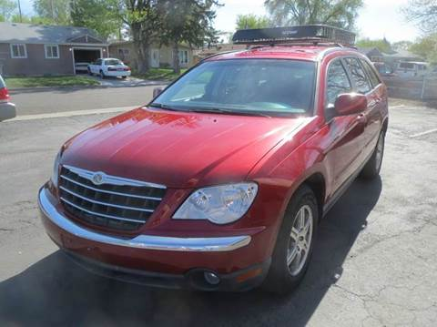 2007 Chrysler Pacifica for sale at Pioneer Motors in Twin Falls ID