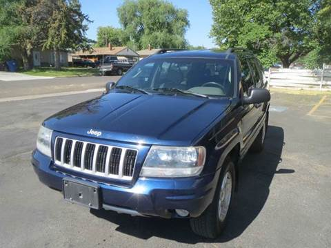 2004 Jeep Grand Cherokee for sale at Pioneer Motors in Twin Falls ID