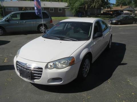 2006 Chrysler Sebring for sale at Pioneer Motors in Twin Falls ID