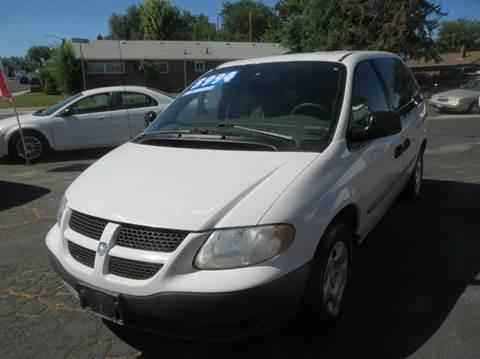 2002 Dodge Caravan for sale at Pioneer Motors in Twin Falls ID