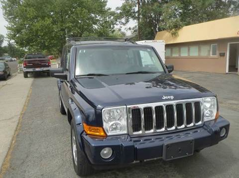 2006 Jeep Commander for sale at Pioneer Motors in Twin Falls ID