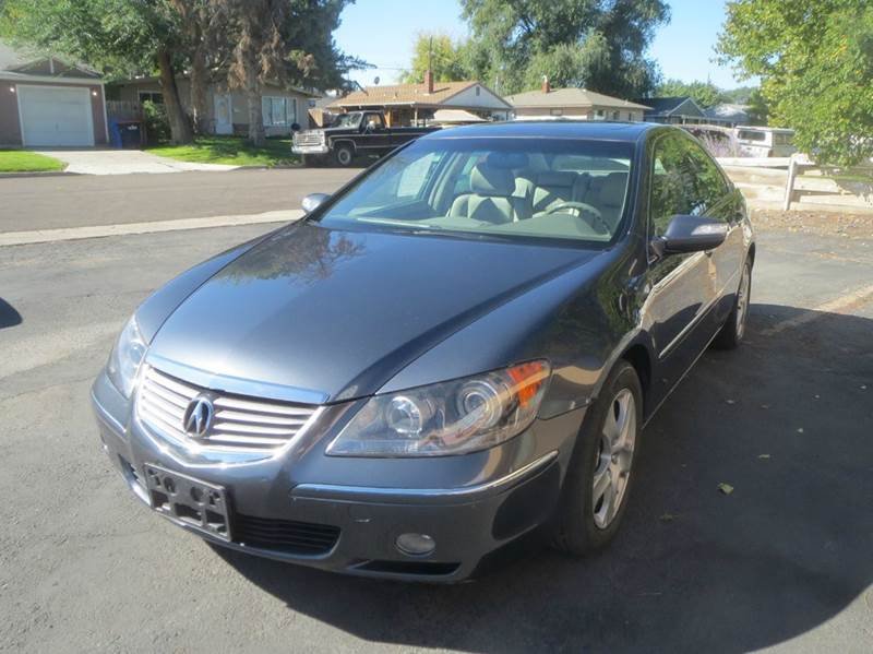 2006 Acura RL for sale at Pioneer Motors in Twin Falls ID