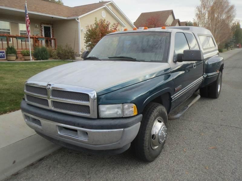 1996 Dodge Ram Pickup 3500 for sale at Pioneer Motors in Twin Falls ID