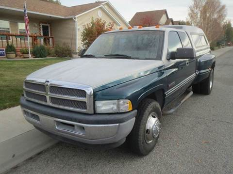 1996 Dodge Ram Pickup 3500 for sale at Pioneer Motors in Twin Falls ID