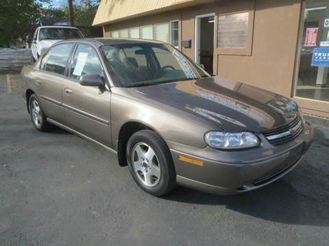 2002 Chevrolet Malibu for sale at Pioneer Motors in Twin Falls ID