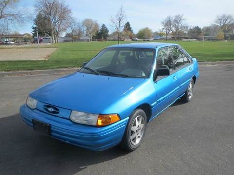1994 Ford Escort for sale at Pioneer Motors in Twin Falls ID