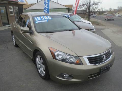 2008 Honda Accord for sale at Pioneer Motors in Twin Falls ID