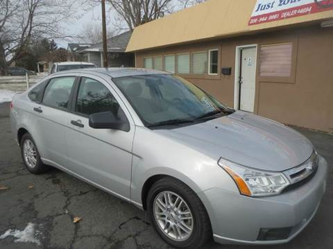 2009 Ford Focus for sale at Pioneer Motors in Twin Falls ID