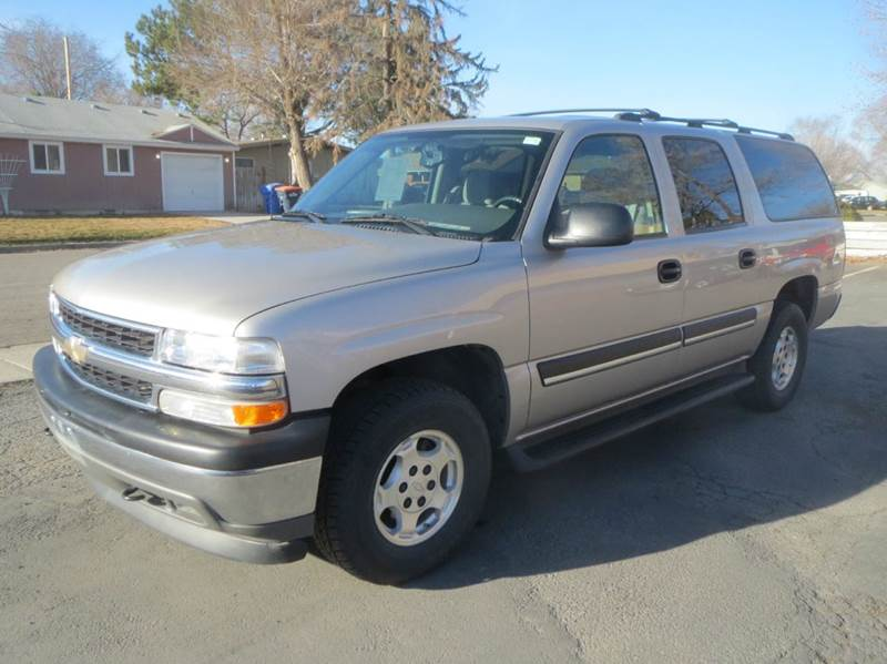 2005 Chevrolet Suburban for sale at Pioneer Motors in Twin Falls ID