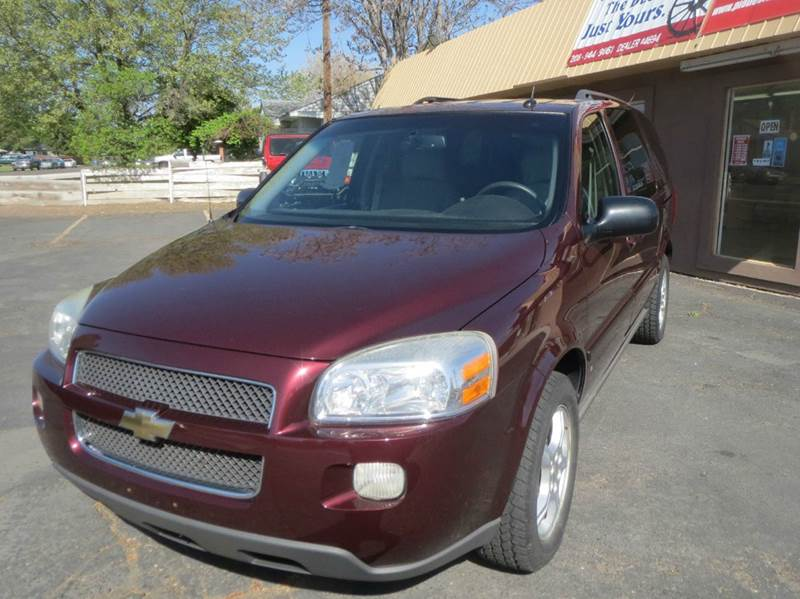 2007 Chevrolet Uplander for sale at Pioneer Motors in Twin Falls ID