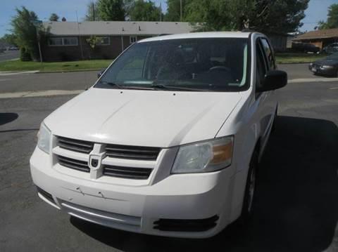 2009 Dodge Grand Caravan for sale at Pioneer Motors in Twin Falls ID