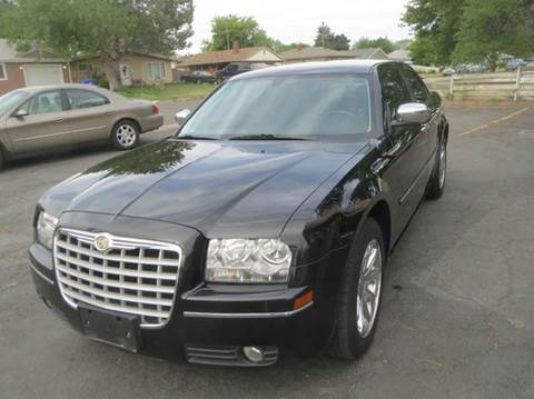 2010 Chrysler 300 for sale at Pioneer Motors in Twin Falls ID