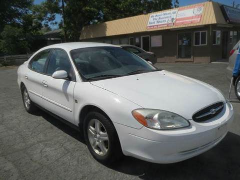 2001 Ford Taurus for sale at Pioneer Motors in Twin Falls ID