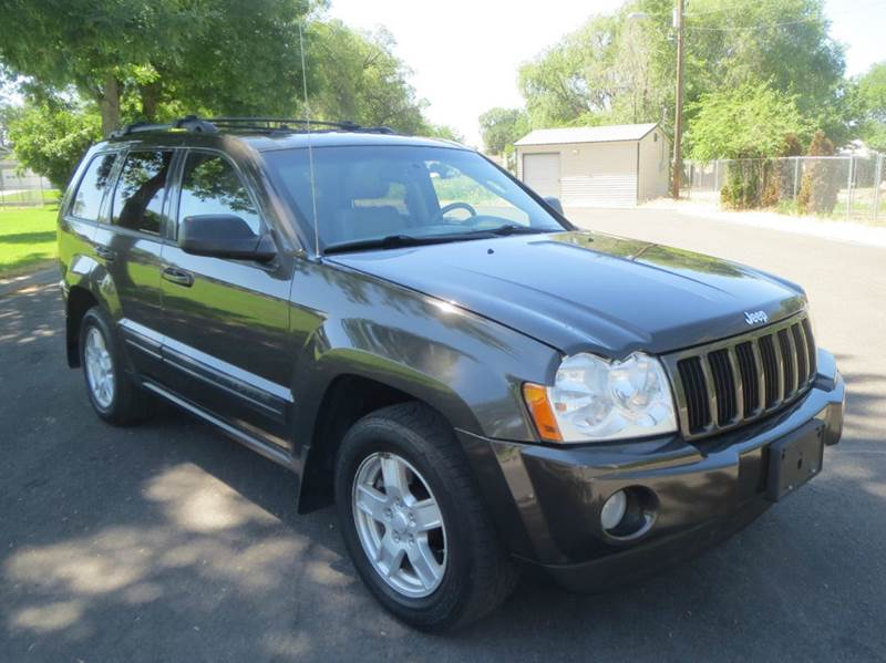 2006 Jeep Grand Cherokee for sale at Pioneer Motors in Twin Falls ID