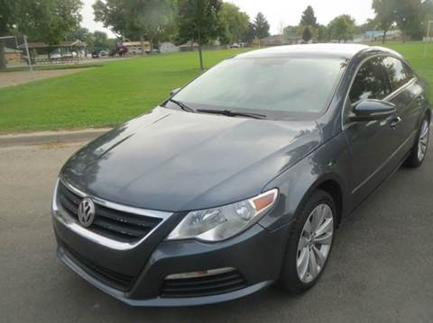 2012 Volkswagen CC for sale at Pioneer Motors in Twin Falls ID
