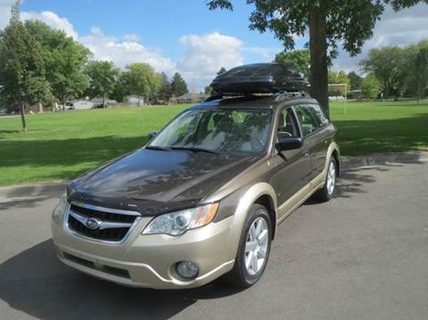 2008 Subaru Outback for sale at Pioneer Motors in Twin Falls ID