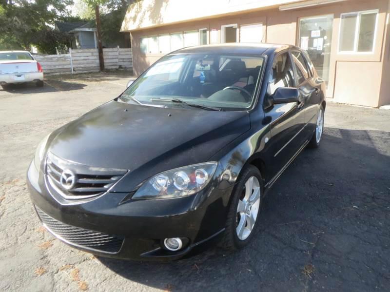 2004 Mazda MAZDA3 for sale at Pioneer Motors in Twin Falls ID