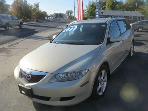 2005 Mazda MAZDA6 for sale at Pioneer Motors in Twin Falls ID
