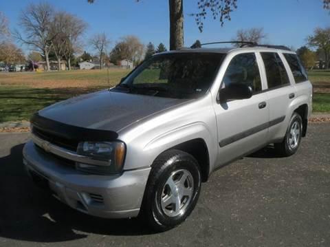 2005 Chevrolet TrailBlazer for sale at Pioneer Motors in Twin Falls ID