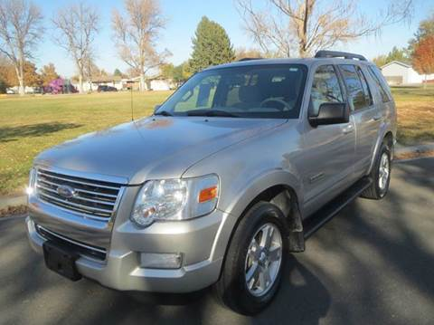 2007 Ford Explorer for sale at Pioneer Motors in Twin Falls ID