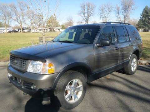2003 Ford Explorer for sale at Pioneer Motors in Twin Falls ID