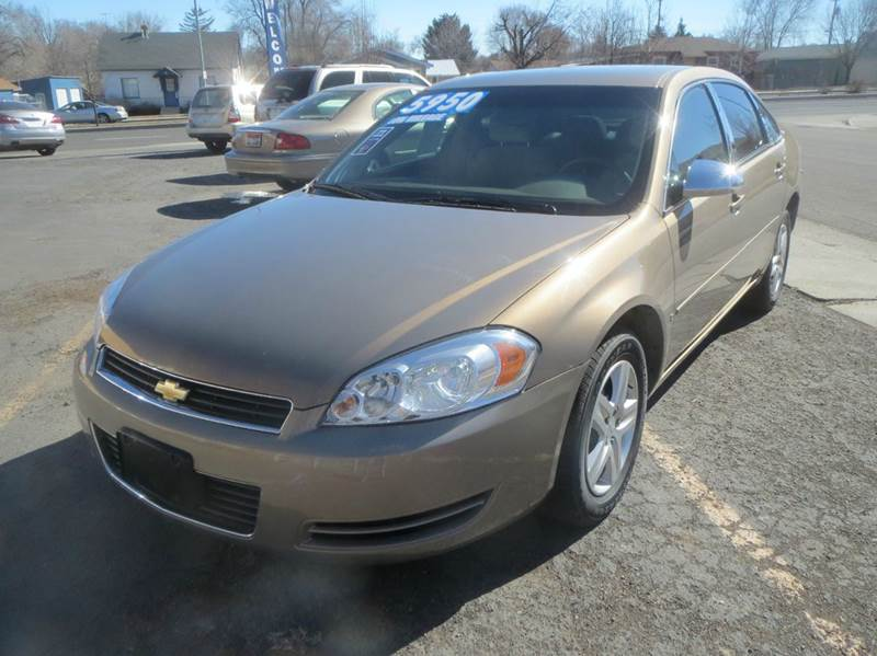 2006 Chevrolet Impala for sale at Pioneer Motors in Twin Falls ID
