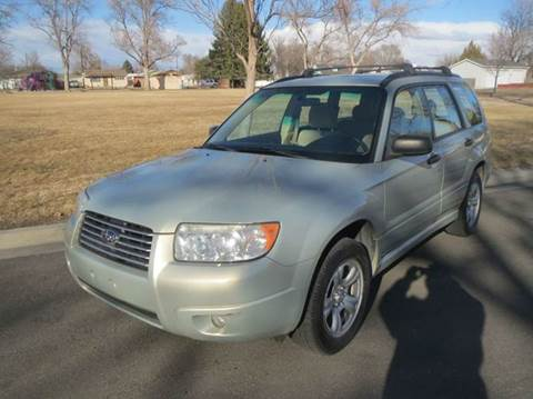 2006 Subaru Forester for sale at Pioneer Motors in Twin Falls ID