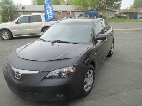 2008 Mazda MAZDA3 for sale at Pioneer Motors in Twin Falls ID
